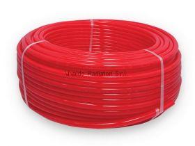 Труба PERTiX  20мм для теплого пола PE-RT (бухта 100 м.) термостойкий полиэтилен (PERT, ПЕРТ)